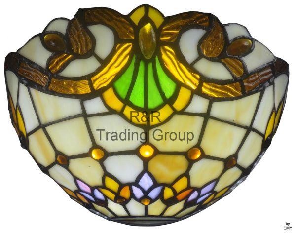 Aplică Tiffany Vitraliu de Catedrală
