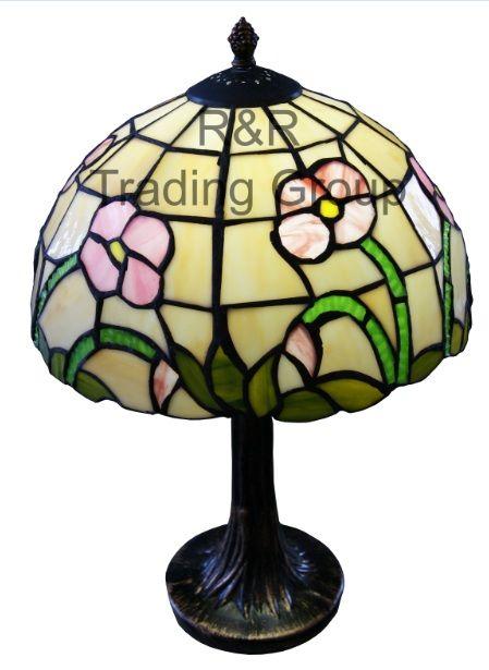 Lampa birou TIFFANY Spring